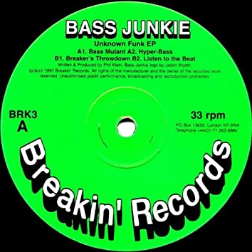 Unknown Funk EP