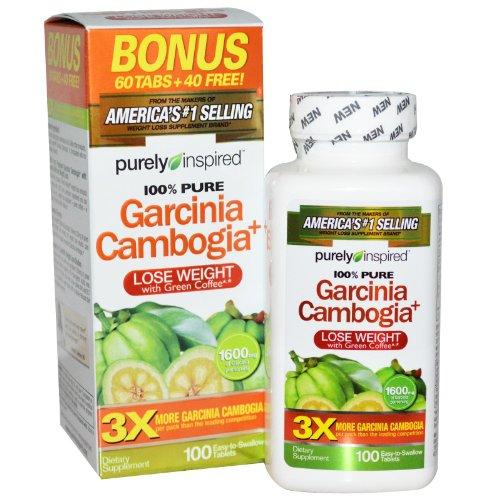 【Pick up!】 ガルシニアカンボジア 100% Pure(100タブレット)