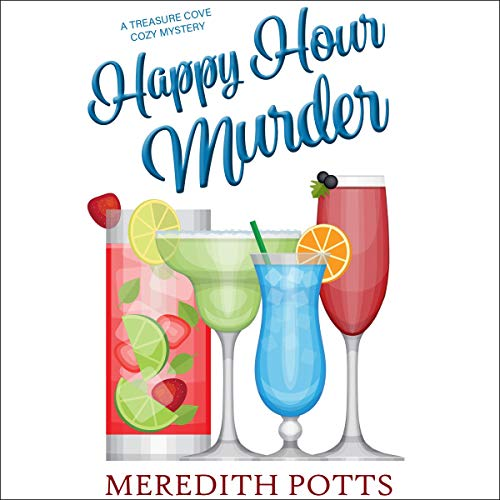 Happy Hour Murder  By  cover art