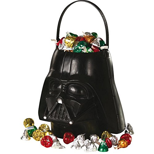 Rubie's Star Wars tm Darth Vader TM Trick or Treat Eimer mit Griff