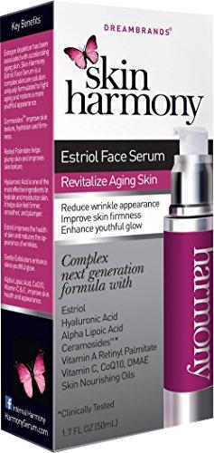 Skin Harmony Estriol Face Serum Anti-Aging Wrinkle Hyaluronic Retinol