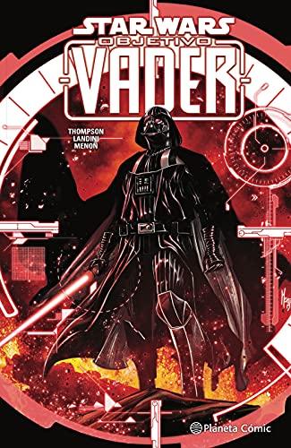Star Wars Objetivo Vader (Star Wars: Cómics Tomo Marvel)