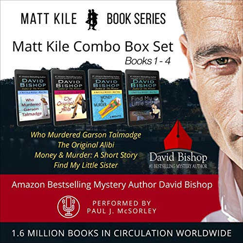 Matt Kile Combo Box Set: Books 1-4  By  cover art