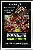 Soylent Green Movie Poster #01 11x17 Master Print