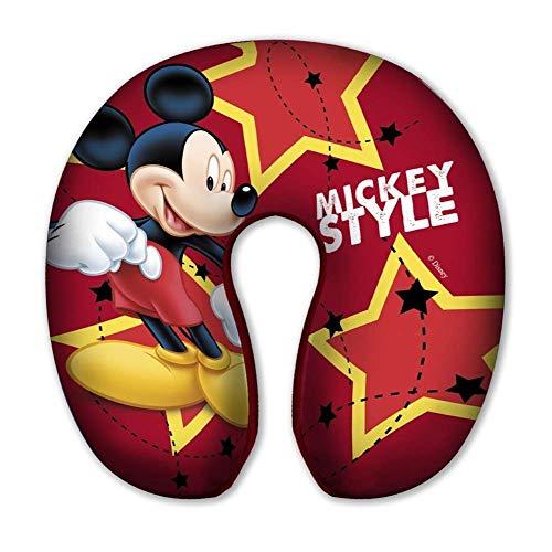 COUSSIN DE Voyage Mickey Mouse Disney Polyester CM. 30 X CM. 30 X H. CM. 8 - 59655