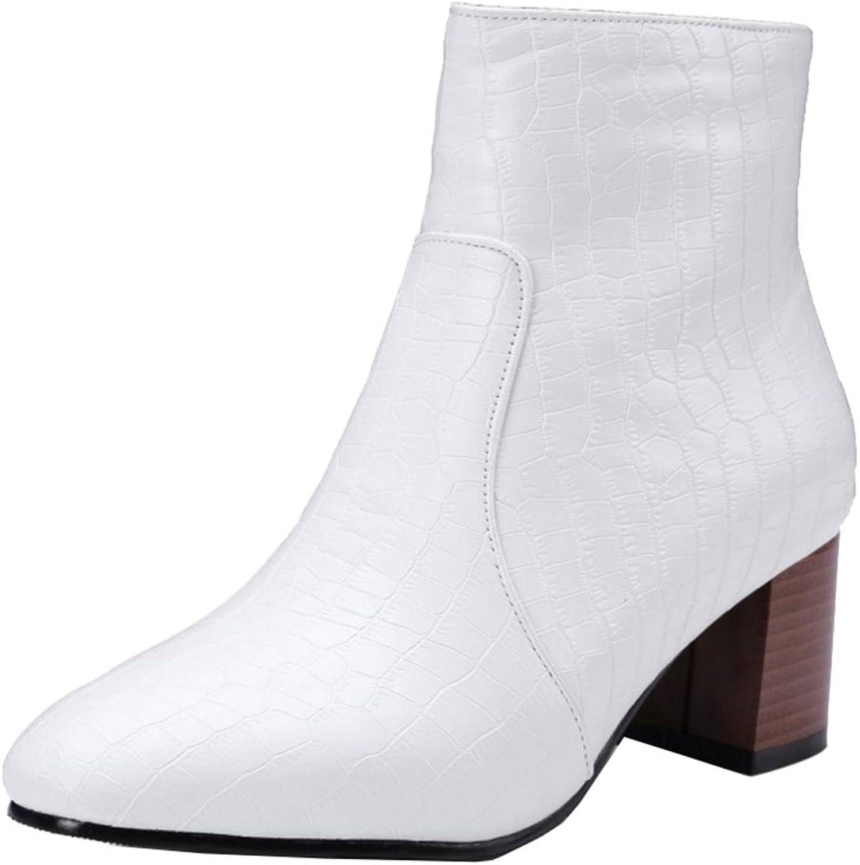 CUTEHEELS Women Ankle Chelsea Boots