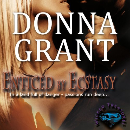 Enticed by Ecstasy audiobook cover art