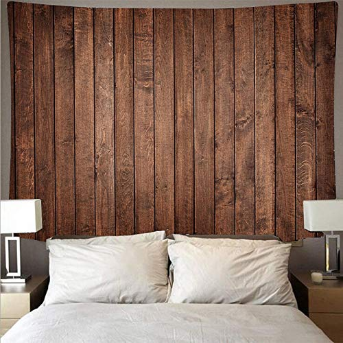 Textura de madera tapiz estilo registro piedra fondo tela tela colgante decoración del hogar mural colgante de pared a5 150x200 cm