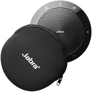Jabra Speak 510 Portable Wireless Bluetooth and USB Speakerphone