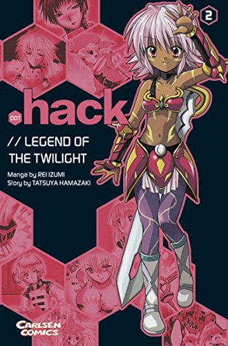 .hack//Legend of the Twilight, Band 2