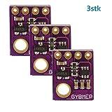 Sun3stk GY-BME280/BMP280 - Set de 3 impresoras fotográficas (5 V, sensor barométrico, temperatura y humedad, para Arduino Raspberry Pi