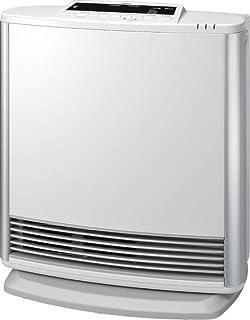 Rinnai ガスファンヒーター(プロパンガス用) 【プラズマクラスターイオン機能搭載】 ホワイト RC-L4001NP(A)-WH-LP