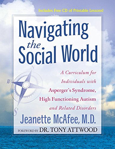 Navigating the Social World (A Curriculum for Individuals with Asperger's Syndrome, High Functioning