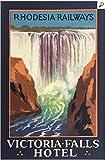 Victoria Falls Chutes Poster Reproduktion/Format Size 50 x