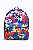 hype Mochila Juvenil y Casual Con Estampado Hippie Tie Dye - Multicolor