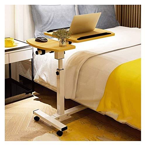 Mutmi Mesa de Tratamiento, Mediante el Ajuste de la inclinación de la Mesa del Ordenador portátil sobre Ruedas y Altura portátil de la Tabla de la computadora para la atención profesiona.
