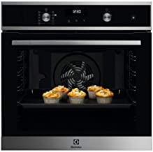 Electrolux - eod6p60x - Horno integrable, 72 L, 60 cm, incluye pirolisis, acero inoxidable Steambake serie 600 Pro