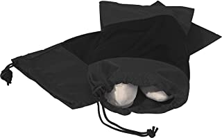 eBags Shoe Sleeves with Drawstring - For Travel - Set of 2