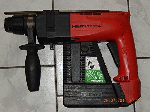 HILTI TE10 A Akkubohrmaschine/Hammer voll finktionsfähig mit 1 Stück Akku (Akku ist leer oder defekt)
