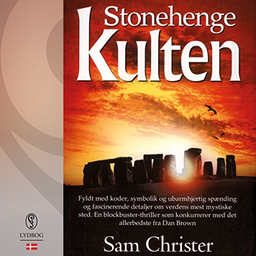 Stonehenge kulten audiobook cover art