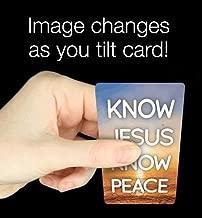 Best know jesus know peace book Reviews