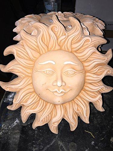 le terrecotte di cassiano fabio Sole con Raggi in Terracotta