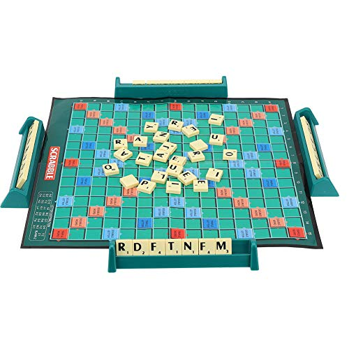 VGEBY Letter Game, English Learning Study Word Crosses Letter Game Words Spelling for Children Middle-Aged Elderly