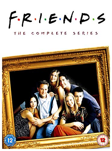 Friends: The Complete Series 1-10 [UK Import]