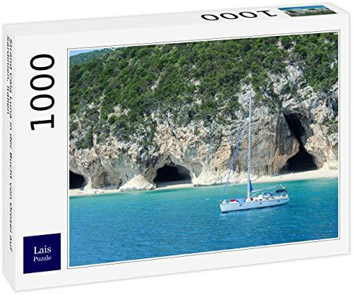 Lais Puzzle Spiaggia di Cala Luna nella baia di Orosei, Sardegna, Italia 1000 Pezzi