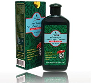 Deity America Dandruff and Anti Itch Plant Shampoo, 8 Ounce