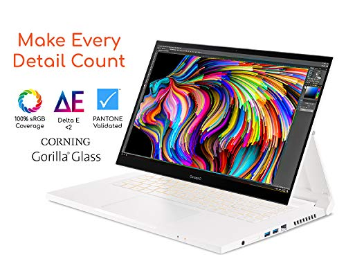 Compare Acer ConceptD 3 Ezel Pro CC315-72P (NX.C5QEK.001) vs other laptops