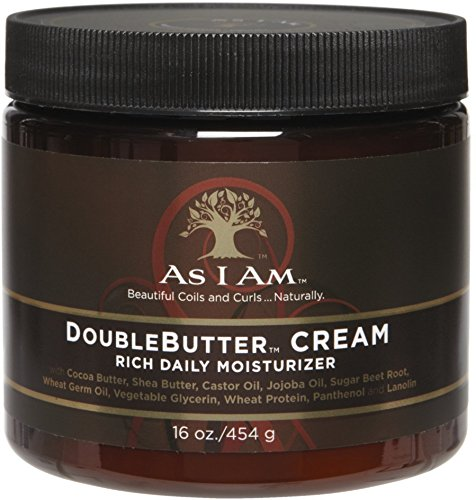 Price comparison product image As I Am Double Butter Cream,  16 oz (Pack of 3)