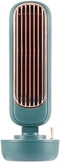 YLCJ Mini Enfriador De Aire, Mini Acondicionador De Aire Móvil,Aire Acondicionado Port¨¢Til Función De Humidificación, Trabajo Y Hogar(200Ml) Verde