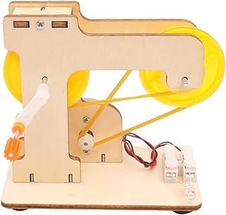 مجموعة مواد مولدات كهربائية ذاتية التركيب من توياندونا، ألعاب علمية خشبية إلكترونية للفيزياء الطلاب، مجموعة أدوات تعليمية ...
