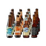 la Sagra Pack degustación cervezas artesanal Verano - 3960 ml, Pack 12 (packverano2020)