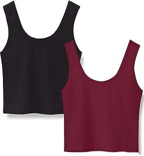 Best american apparel sleeveless crop top Reviews