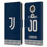 Head Case Designs Juventus Football Club Coutume Personnalisé Away Coque en Cuir à Portefeuille...