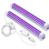 LED Black Light, LECIEL 10W Portable Blacklight...