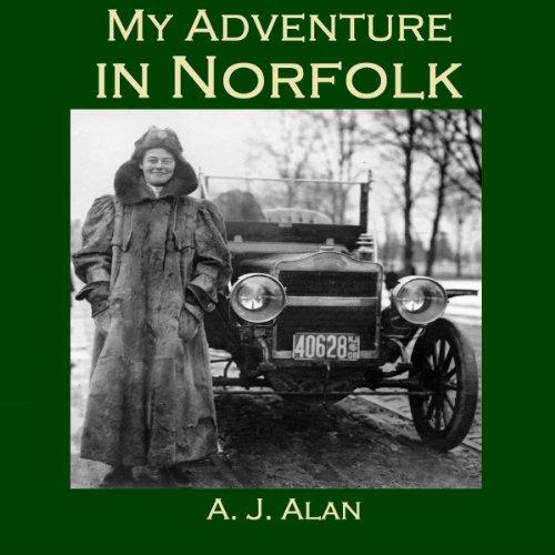 My Adventure in Norfolk cover art
