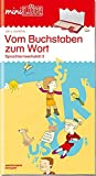 miniLÜK-Übungshefte / Vorschule: miniLÜK: Vorschule/1. Klasse - Deutsch: Vom Buchstaben zum Wort