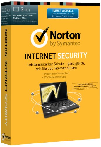 Norton Internet Security 2014 - 3 PCs [import allemand]