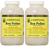 Bee Pollen - Low Moisture Whole Granulars YS Eco Bee Farms 16 oz Granular (2 Pack)