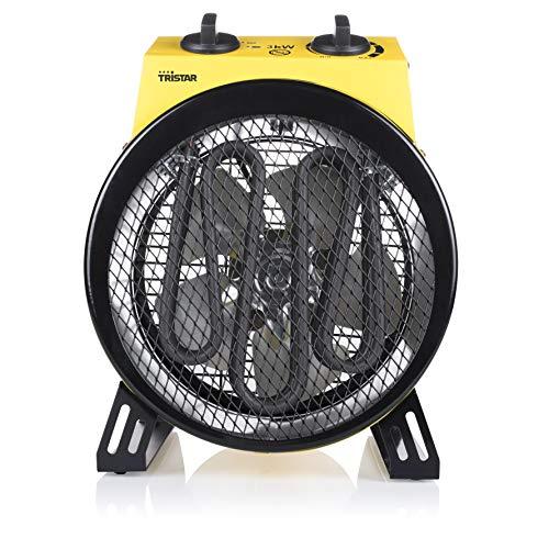 Tristar KA-5047UK Electric Industrial Heater, 3000W, 3 speed, fresh air fan mode