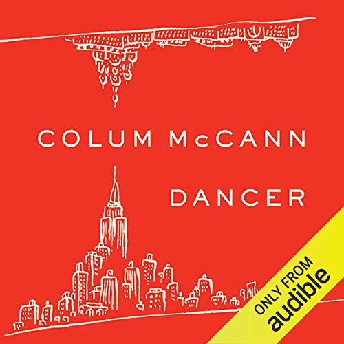 Dancer audiobook cover art