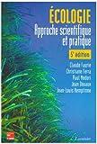 Ecologie - Approche scientifique et pratique - Tec & Doc Lavoisier - 07/09/2002