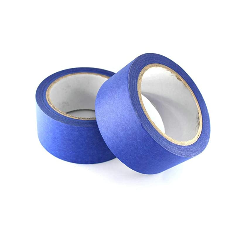 Befenybay 2 Rolls Blue Painters Tape 48mm X30m//1.9in98ft for 3D Printers Accessories
