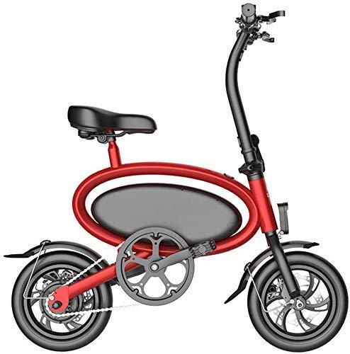 Zusammenklappbarer elektrischer Fahrrad-E-Bike-Roller 350W mit herausnehmbarem Lithium-Ionen-Akku (36 V, 7,5 Ah), APP-Geschwindigkeitseinstellung, intelligenter Fernbedienung und Alarmfunktion, gr
