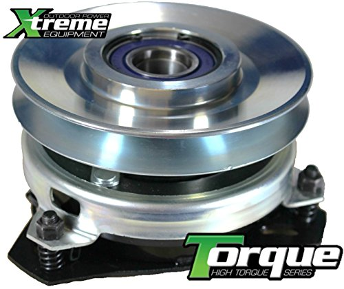 Xtreme Outdoor Power Equipment X0169 Replaces Husqvarna 532179335 Electric PTO Clutch, Free Bearing Upgrade!!! High Torque Series!!