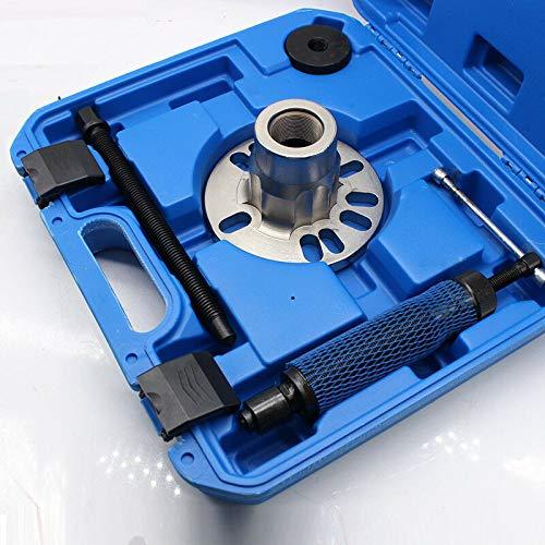 YUNRUX 10T Hydraulik Radnaben Abzieher Hydraulischer Antriebswellen Ausdrücker Werkzeug Blau