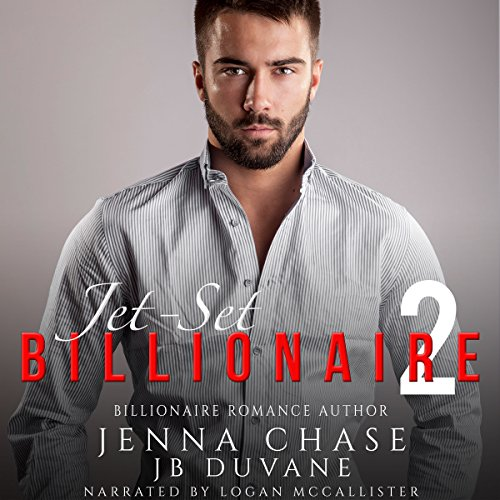 Jet-Set Billionaire, Part 2 audiobook cover art